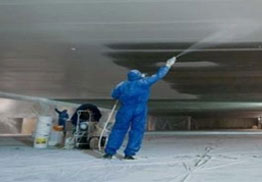 Fireproof coatings
